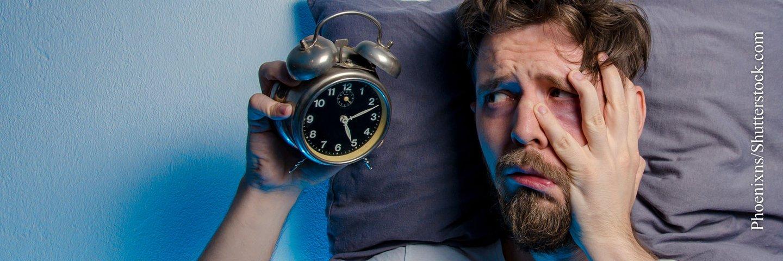 Was bei Schlafproblemen hilft